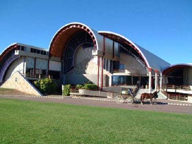 Australian Stockmans Hall of Fame and Outback Heritage Centre - Tourism TAS