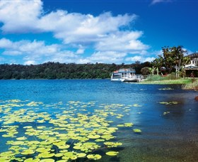 Lake Barrine Crater Lakes National Park - Tourism TAS