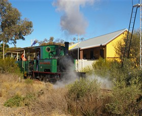 Red Cliffs Historical Steam Railway - Tourism TAS