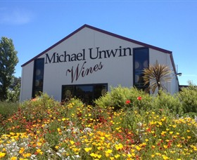 Michael Unwin Wines - Tourism TAS