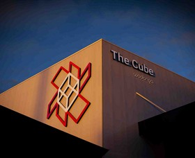 The Cube Wodonga - Tourism TAS