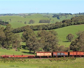 South Gippsland Tourist Railway - Tourism TAS
