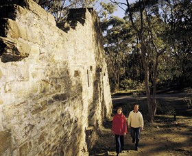 Castlemaine Diggings National Heritage Park - Tourism TAS