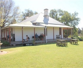 Byramine Homestead And Brewery - Tourism TAS