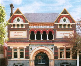Victorian Artists Society - Tourism TAS