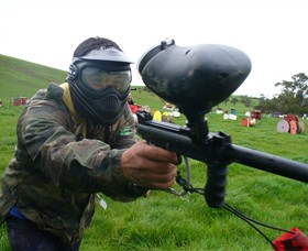 Bass Coast Paintball - Tourism TAS
