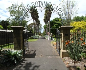 Friends of Geelong Botanic Gardens - Tourism TAS