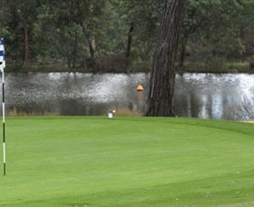 Hepburn Springs Golf Club - Tourism TAS