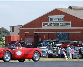 Gippsland Vehicle Collection - Tourism TAS