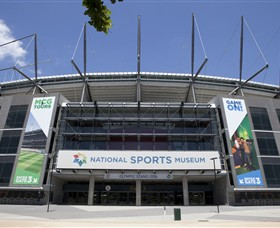 National Sports Museum at the MCG - Tourism TAS