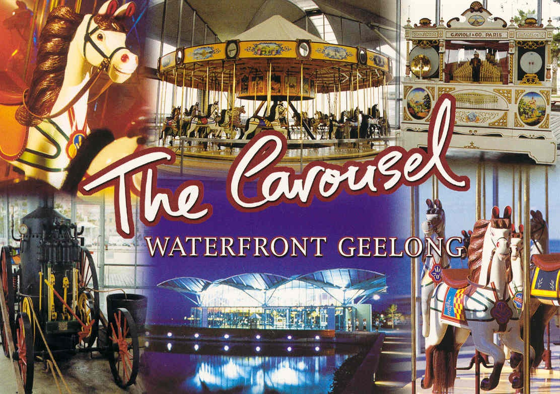 The Carousel - Tourism TAS