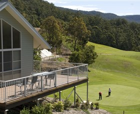 Kangaroo Valley Golf Club - Tourism TAS