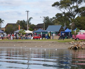 Greenwell Point Riverside Markets - Tourism TAS