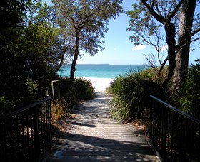 Greenfields Beach - Tourism TAS