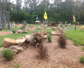 The Cove Miniature Golf Course - Tourism TAS
