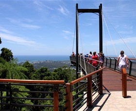 Sealy Lookout - Tourism TAS