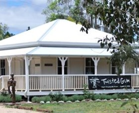 Twisted Gum Wines - Tourism TAS