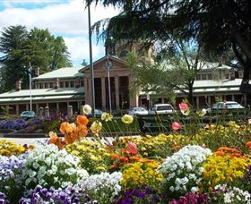 Bathurst Court House - Tourism TAS