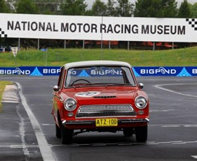 National Motor Racing Museum - Tourism TAS