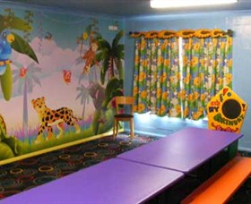 Jumbos Jungle Playhouse and Cafe - Tourism TAS