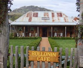 Rollonin Cafe - Tourism TAS