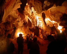 Careys Cave - Tourism TAS