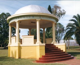 Kingaroy Soldiers Memorial Rotunda - Tourism TAS