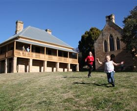 Hartley Historic Site - Tourism TAS