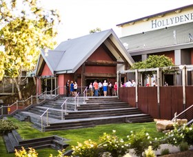 Hollydene Estate Wines and Vines Restaurant - Tourism TAS