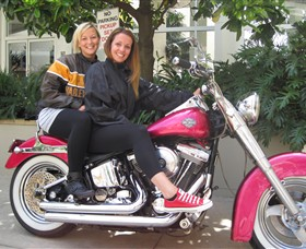 Wild Ride Harley and Motorcycle Tours - Tourism TAS