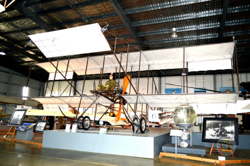 Australian Army Flying Museum - Tourism TAS