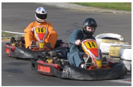 Picton Karting Track - Tourism TAS