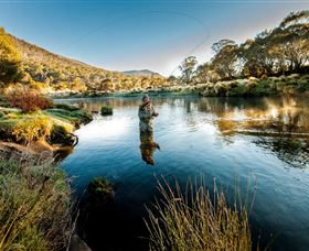 Fly Fishing Tumut - Tourism TAS