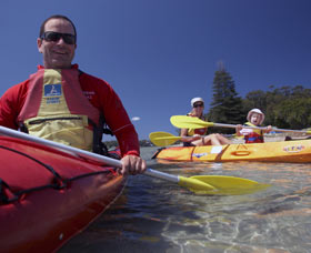 Bundeena Kayaks - Tourism TAS