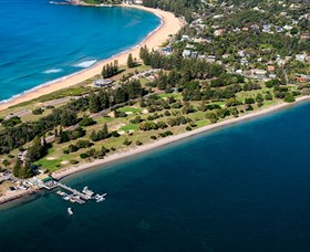 Palm Beach Golf Course - Tourism TAS