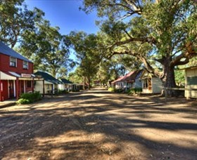 The Australiana Pioneer Village Ltd - Tourism TAS