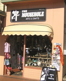 The Mousehole - Tourism TAS