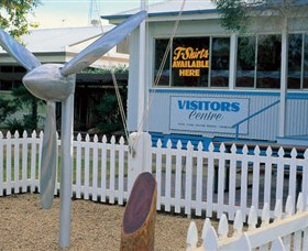 Charleville - Royal Flying Doctor Service Visitor Centre - Tourism TAS