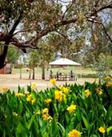 Charleville - Graham Andrews Parklands - Tourism TAS