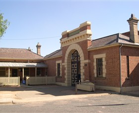 Old Wentworth Gaol - Tourism TAS