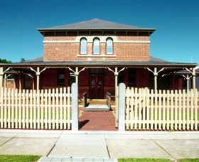 Wentworth Courthouse - Tourism TAS