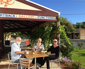 Artback Australia Gallery and Cafe - Tourism TAS