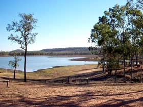 Theresa Creek Dam - Tourism TAS