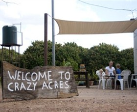 Crazy Acres - Tourism TAS