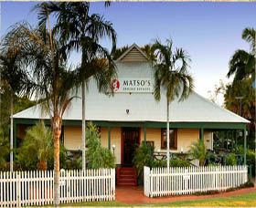 Matsos Broome Brewery and Restaurant - Tourism TAS
