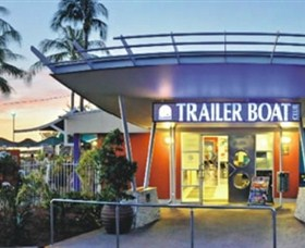 Darwin Trailer Boat Club - Tourism TAS