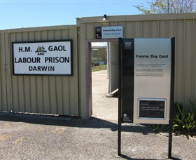 Fannie Bay Gaol - Tourism TAS
