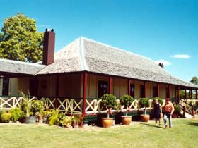 Capella Pioneer Village - Tourism TAS