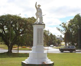 Atherton War Memorial - Tourism TAS