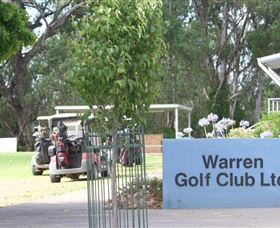Warren Golf Club - Tourism TAS
